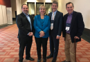PHOTO of the DAY: Senate President and Ashland Town Manager Attend MMA Conference