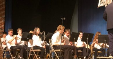 PHOTOS: Winter Concert at Walsh Middle