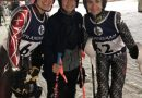Freshman Kobertz Top Racer on Girls Alpine Ski Team