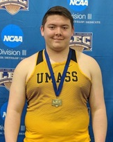 Swallow Captures Little East Conference Shot Put Title