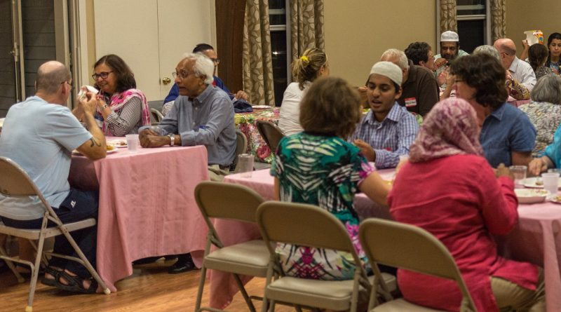 Islamic Center Hosting Community Interfaith Discussion March 30