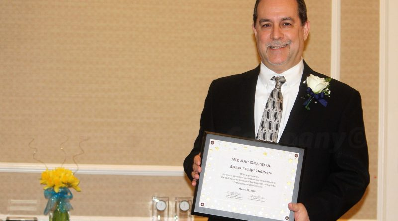PHOTOS: Del Prete Receives 'We Are Grateful' Award at 27th Annual Salute To Framingham