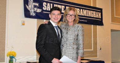2019 Salute Student Honoree: Nicholas Amico