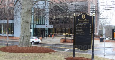 For 8th Year, Framingham State University Named A 'Green College'