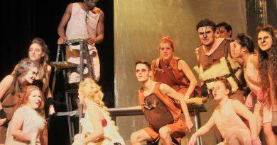 UPDATED: Framingham High Drama Company Advances To Finals; Wins 7 Awards