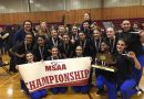 Flyers Dance Team Captures  Winter State Title