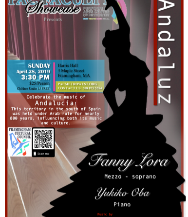 Performing Arts Center Presents Musical Journey Through Andalucía