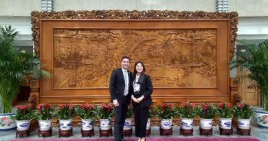 Rep. Lewis Participates in Legislative Trip To China