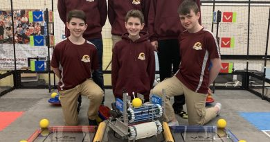 2 Framingham Teams To Compete in Vex Robotics World Championship in Kentucky