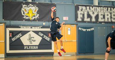 SLIDESHOW: Red Hawks Sweep Flyers; Natick Headed To MIAA Tourney