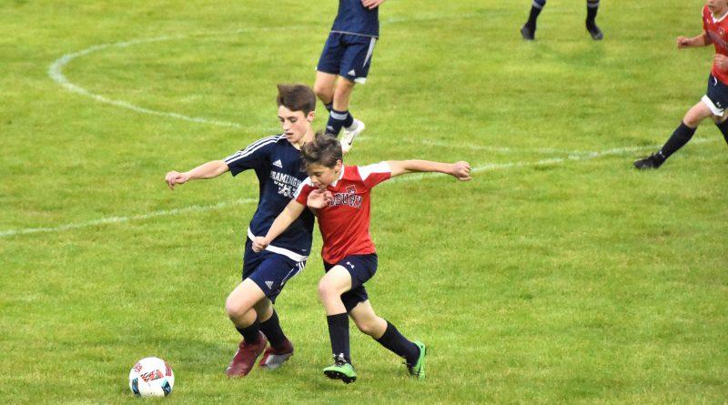 PHOTOS: Framingham United Bagnardi Defeats Sudbury at Bowditch Field