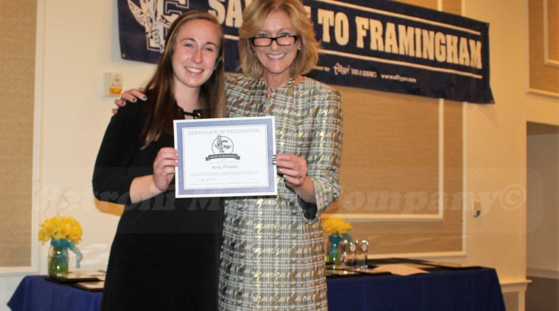 2019 Salute Student Honoree: Amy Phalen