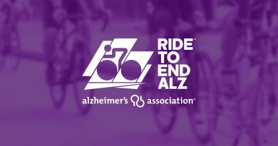 Richardson To Cycle 30 Miles For Alzheimer's Research