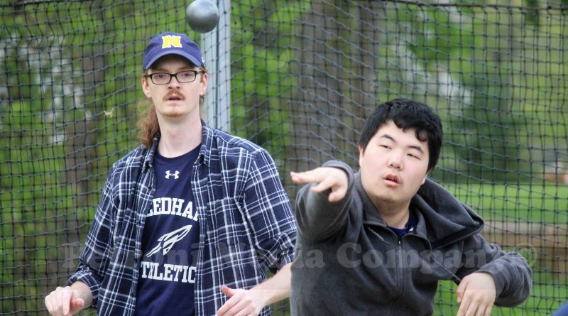 PHOTO OF THE DAY: First-Ever Home Meet For Unified Track Team