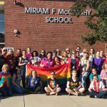 Photo of the Day: McCarthy Elementary School Supports LGBTQ+ Pride Month