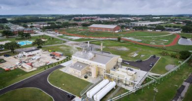 Ameresco Completes $91 Million Energy Security Project at Marine Corps Recruit Depot in South Carolina