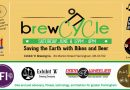 3rd Annual brewCycle  Saturday at Exhibit 'A' Brewing Co.