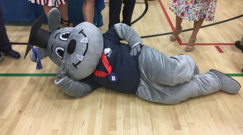 Photo of the Day: Brophy Elementary Completion Celebration