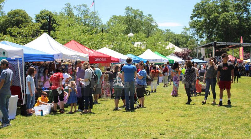 Photo of the Day: 6th Annual Metrofest Today at Bowditch Field
