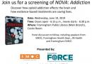 VIDEO: SMOC & Framingham FORCE To Screen NOVA Addiction Movie Wednesday