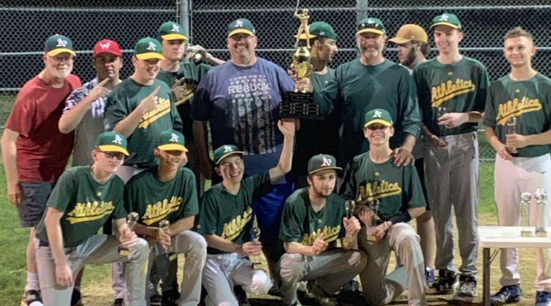 Athletics Win Framingham Babe Ruth World Series - Framingham Source