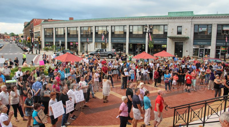 Photo of the Day: Lights For Liberty in Framingham
