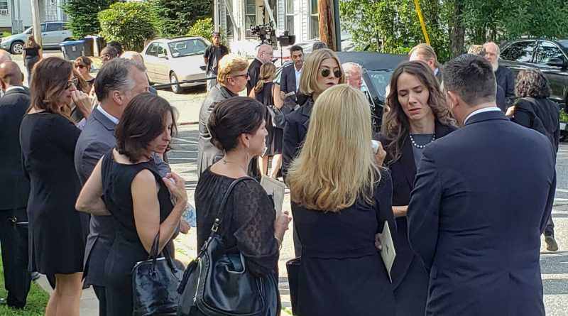 SLIDESHOW: Pike Films 'I Care A Lot' Scenes in Downtown Natick