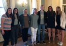 Nasch Selected for English Honorary Society at St. Lawrence University