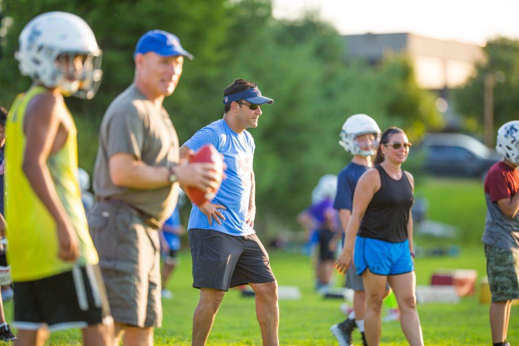 SLIDESHOW: New Season Of Framingham Youth Football