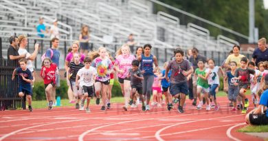 SLIDESHOW: Greater Framingham Running Club's Completes 40th Summer Track Season