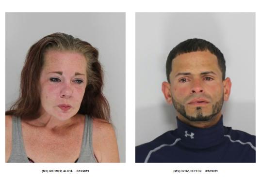 Police Arrest 2 on Drugs Charges - Framingham Source