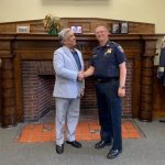 Photo of the Day: Consulate General of Pakistan Meets with Framingham Police Chief