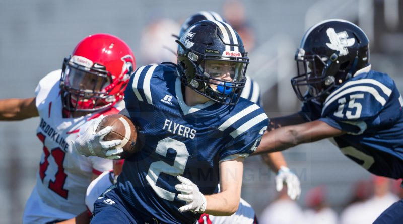 Flyers Football To Play #1 Team in State Friday Night