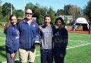 VIDEO: Framingham Youth Football and Cheer Program Honors Albright With Heroes Among Us Award