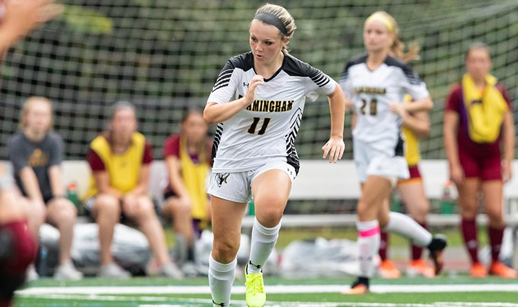 Lees Leads Rams To First Victory of Season in Conference Opener