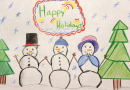 Rep. Lewis Invites Youth To Design His 'Happy Holidays' Card
