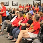PHOTO OF THE DAY: Teachers Give District Feedback On Lesson Plan Requirement