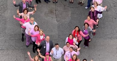 Photo of the Day: MetroWest Medical Center Celebrates 'Pink Day'