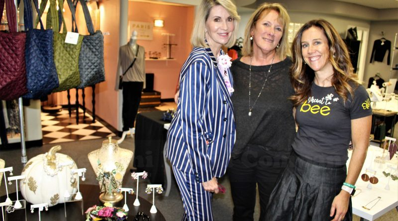 Photo of the Day: Trunk Show Benefitting WhyNotDevin Foundation Extended Through Weekend