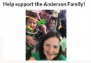 GoFundMe Created To Support Children of Laurie Anderson