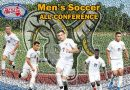 Bryce Nardizzi Named MASCAC Offensive Player of the Year; Five Rams Named Men's Soccer All-MASCAC