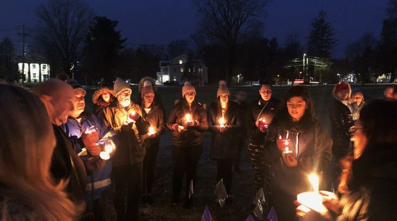 Photo of the Day: Framingham Force Hosts 2nd Annual Vigil