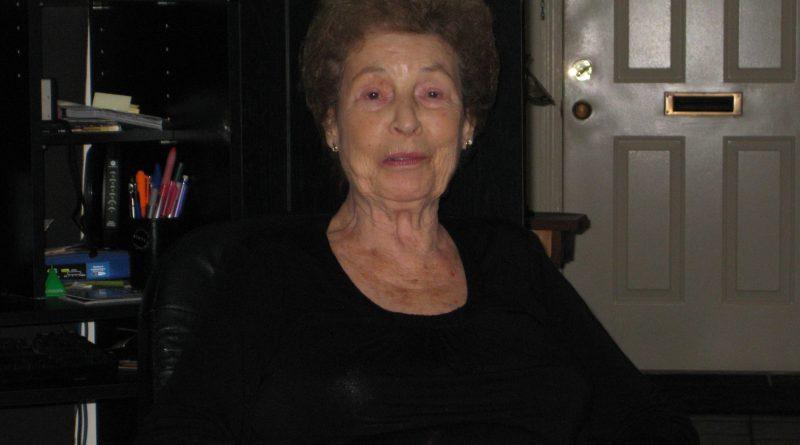 Marjorie (Milley) Brochu, 92