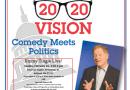Comedian Tingle Bringing His 2020 Campaign to Ashland