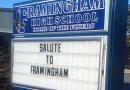 Salute To Framingham Announces 2020 Jim O'Connor Award Winner