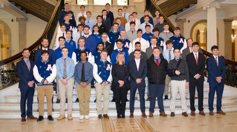 Photo of the Day: Ashland Super Bowl Champs at the State House
