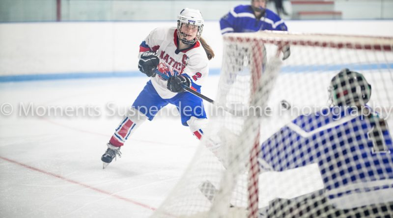 Photo of the Day: Redhawks Soar Past Blue Devils 13-0