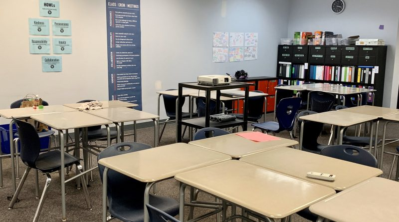 McAuliffe Charter Students To Return To Class Wednesday