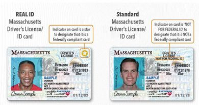 Registry: 1.5 Million Massachusetts Residents Have Federally-Compliant REAL ID Credentials