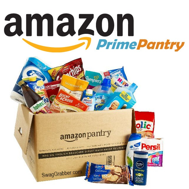 Amazon's Pantry Is Temporaily Closed